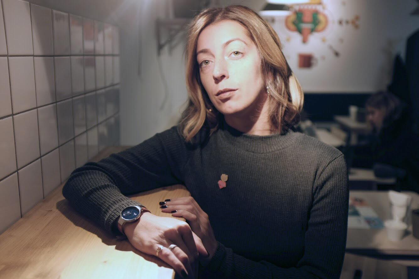 «Истории совершенно жуткие», — Екатерина Сергацкова о новом проекте «Заборона»