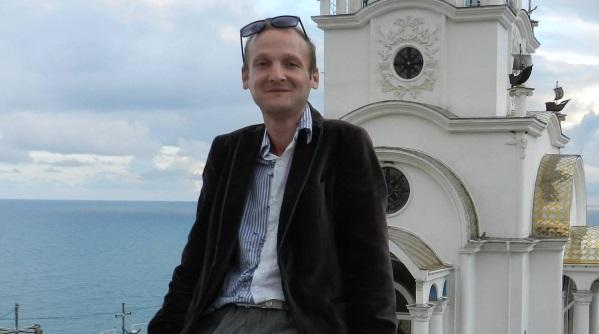 Кримський журналіст Євген Гайворонський повідомляє про побиття
