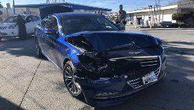 Журналісти TechCrunch потрапили в аварію під час тесту авта зі штучним інтелектом