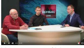 Олексій Мацука став ведучим на суспільному телеканалі «UA: Донбас»