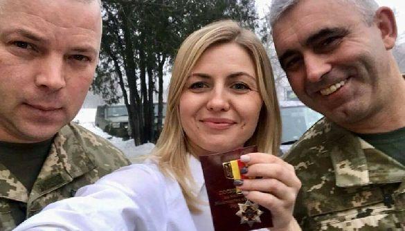 Журналістку ТСН та «Спецкору» Євгенію Цвєтанську відзначено почесною державною нагородою