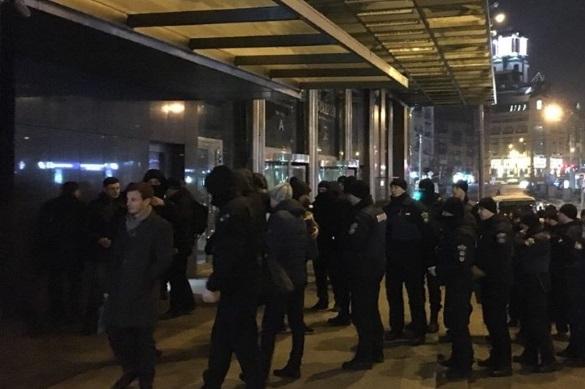 Український офіс Transparency International закликає не заважати АРМА виконувати свою роботу в ТРЦ «Гуллівер»