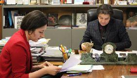 З виконавчою директоркою Українського культурного фонду Юлією Федів підписано контракт на три роки