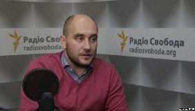 Роман Бочкала представив у Швеції свій фільм про анексію Криму