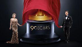 Канал «Україна» в рамках трансляції церемонії вручення «Оскара» проведе телемарафон