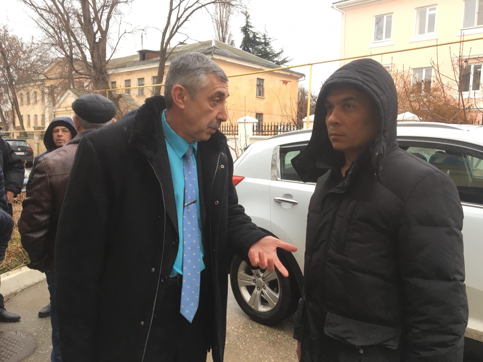 Кримський активіст, якого судять за пост у Facebook, вважає справу сфабрикованою