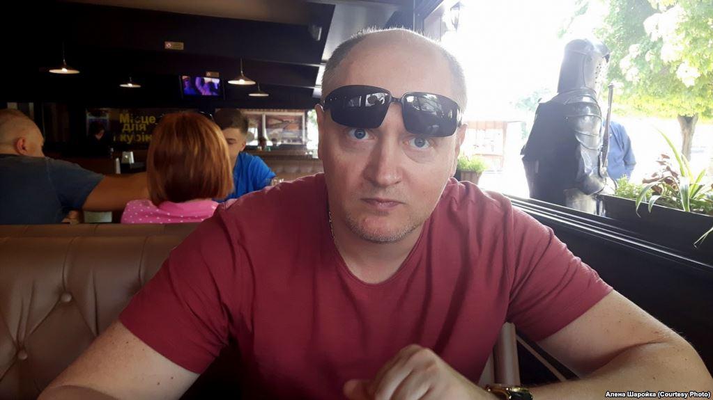 Суд у Білорусі підтвердив, що справа українського журналіста Шаройка розглядається в закритому режимі