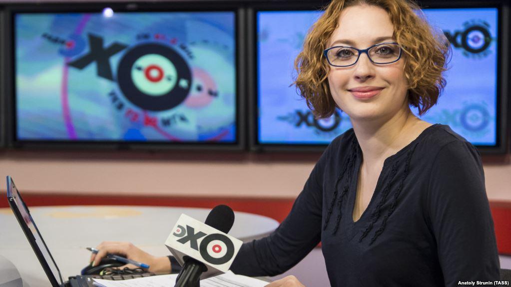 У Росії завершене розслідування нападу на журналістку Фельгенгауер