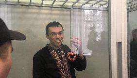 Суд продовжив арешт житомирського блогера Муравицького на два місяці