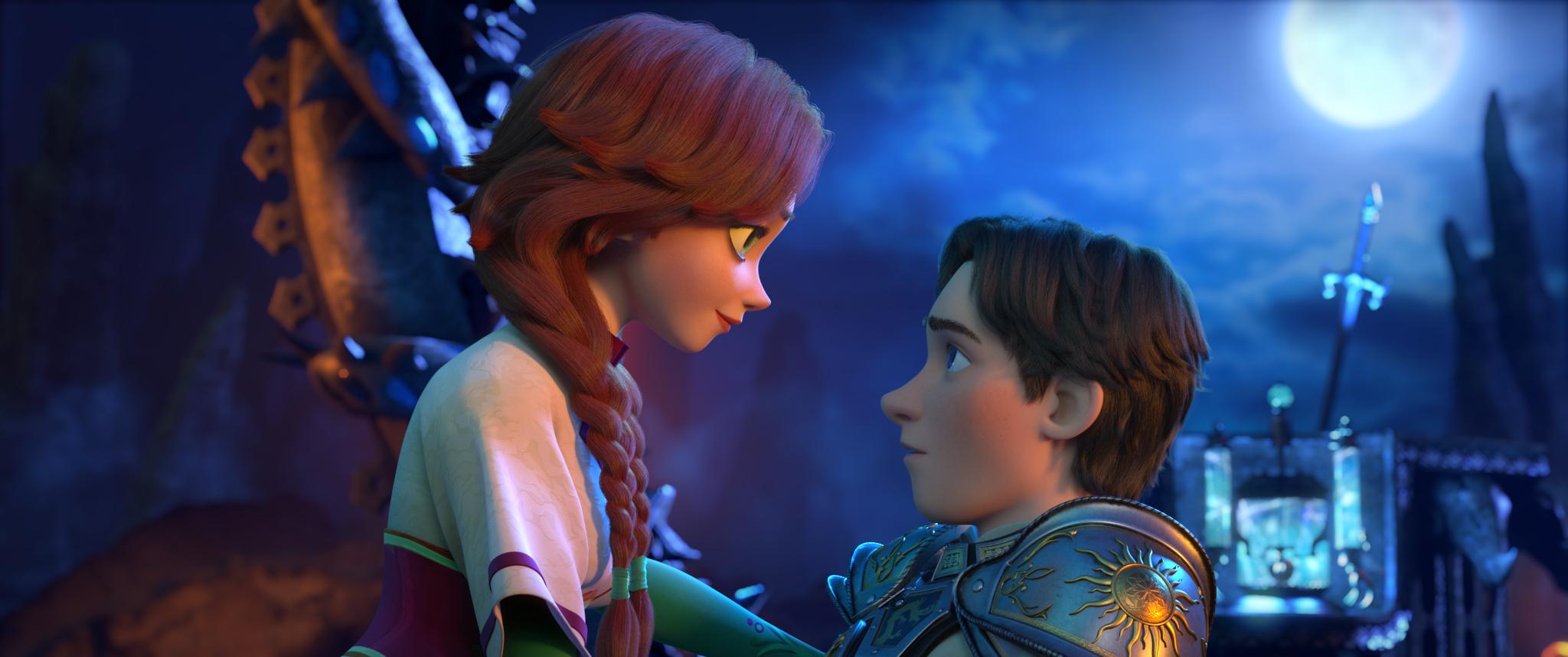 Фільми «Викрадена принцеса: Руслан і Людмила» і «Сторожова Застава» на кіноринку EFM продано до Чехії та Словаччини