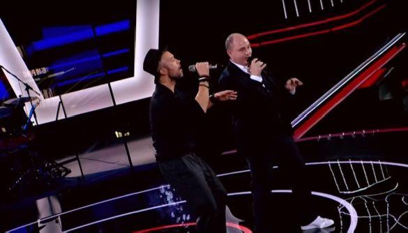 Юрий Ткач устроил бешеные танцы на сцене «Голосу країни» и отказался от дальнейшего участия