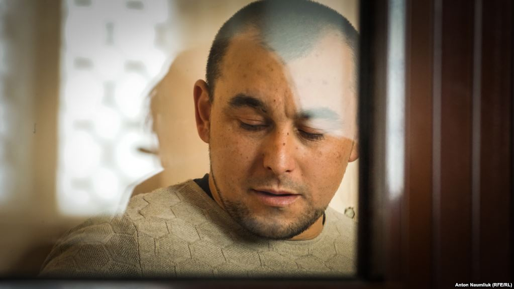 Суд в окупованому Криму залишив під вартою обвинуваченого в екстремізмі Рамазанова