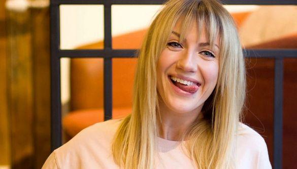 Леся Никитюк на съемках «Хто зверху?» открыла забавный способ похудения