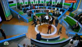 В эфире российского пропагандистского канала напали на «украинского политолога»