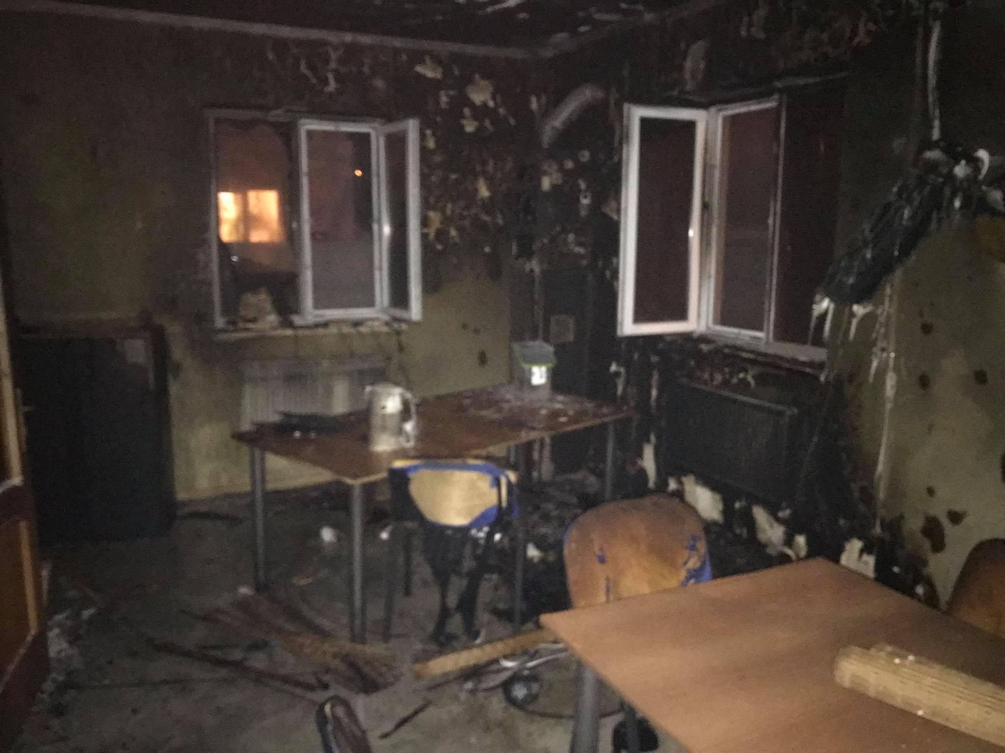 Рівненська прокуратура взяла на контроль розслідування підпалу редакції «Четвертої влади»