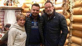На зйомки у фільмі «Останній крок» до України приїхав Жан Рено