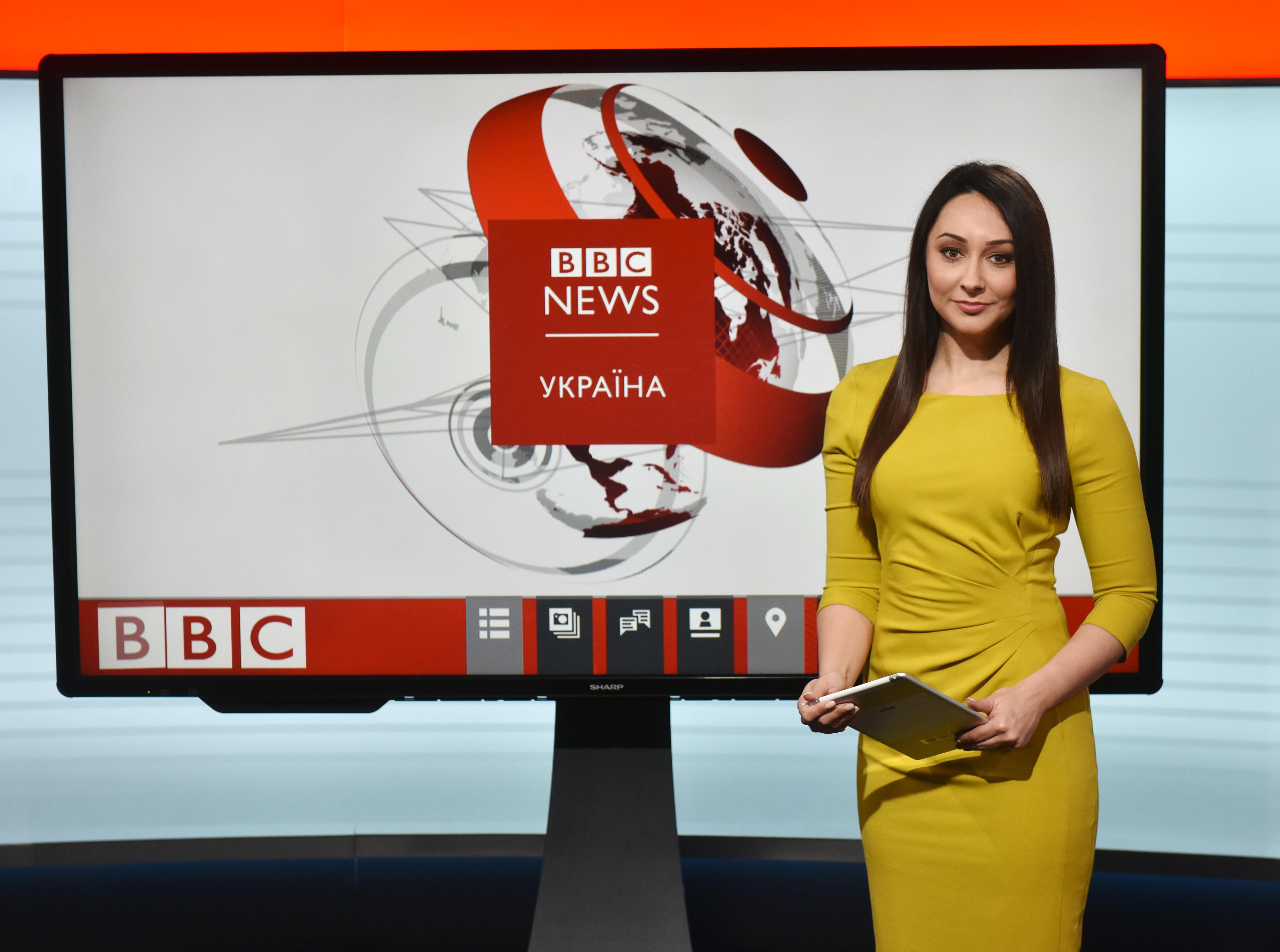 «BBC News Україна» з Лондона запускає власні новини на «Громадському»
