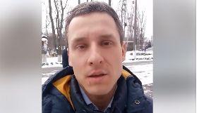 У медуніверситеті Богомольця побили Олега Яценка, який знімав на відео страйк – ЗМІ (ДОПОВНЕНО)