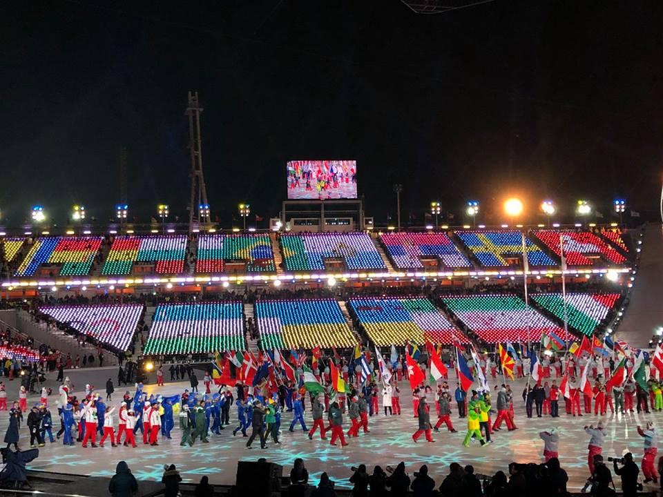 Про коментування церемонії закриття Олімпіади