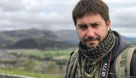 У Криму невідомі пошкодили замок квартири журналіста Антона Наумлюка