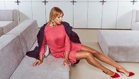 Леся Никитюк снялась в новой стильной фотосессии