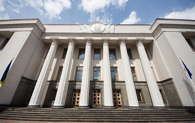 Рада ухвалила в першому читанні законопроект про сферу авторського права