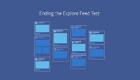 Facebook відмовилася від запуску стрічки Explore («Цікаве»)