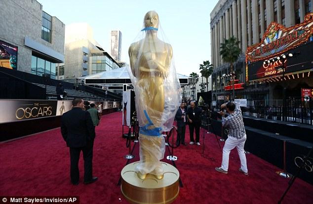 Сьогодні в Лос-Анджелесі вручатимуть кінопремію «Оскар»