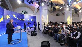 Підсумки прес-конференції Порошенка: про що написали інтернет-ЗМІ