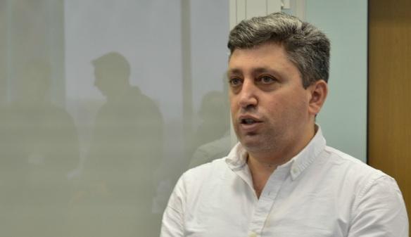 У Києві невідомі намагалися викрасти журналіста Фікрета Гусейнлі