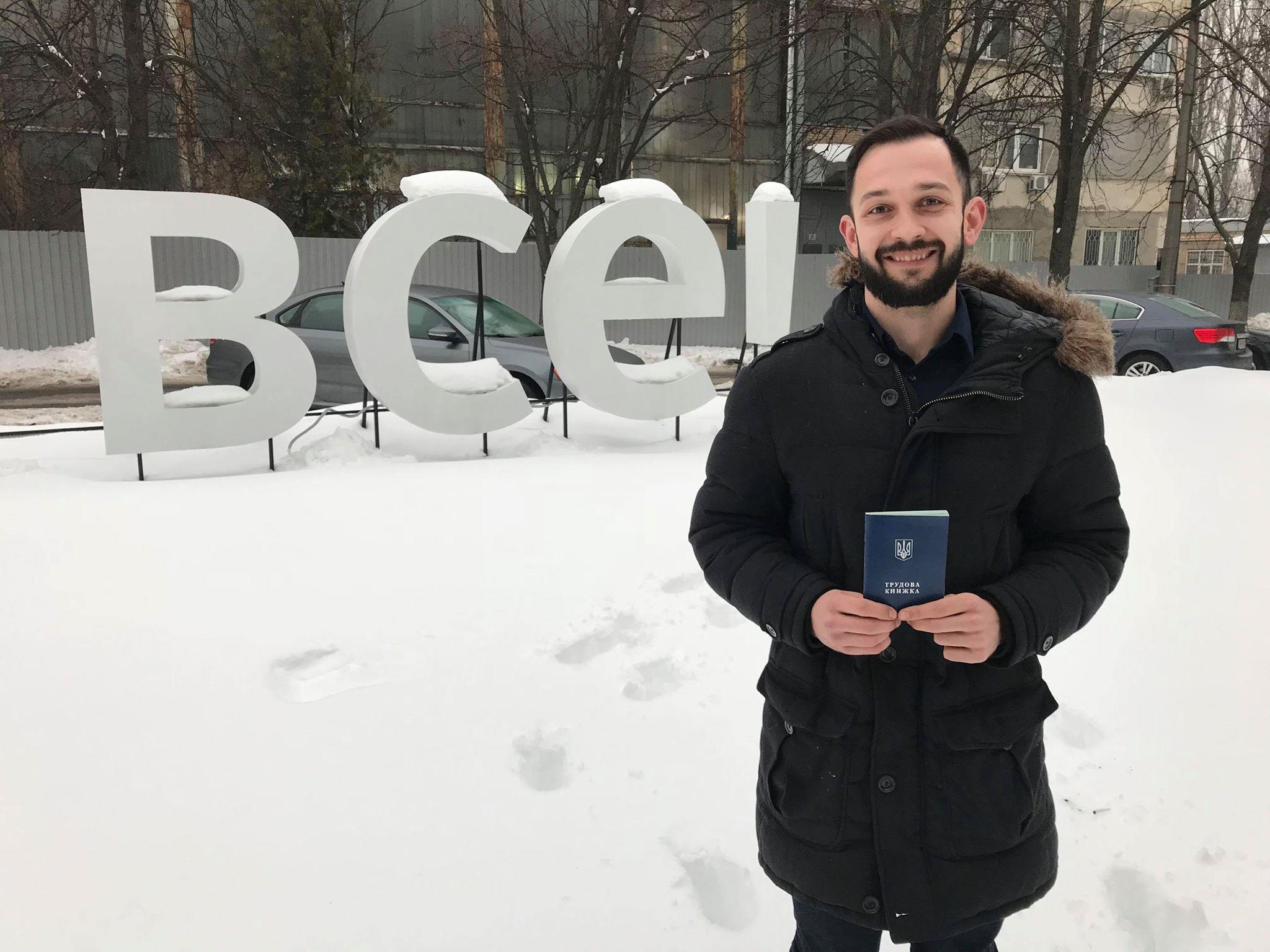 Сергій Стеценко звільнився з СТБ і працюватиме на «Радіо Свободі» у Празі