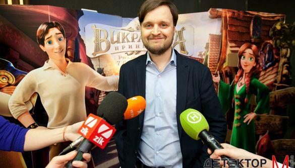 Продюсер «Викраденої принцеси» Єгор Олесов – про національний та зарубіжний прокат мультфільму