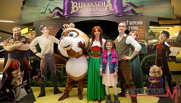 Джамала, Маша Єфросиніна, Потап: хто із зірок і медійників побував на прем'єрі «Викраденої принцеси» (ФОТО)