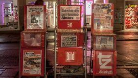 Німецька газета Bild відмовиться від фото моделей топлес