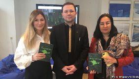 У Києві представили книгу історика і публіциста Сергія Громенка «#КримНаш. Історія російського міфу»