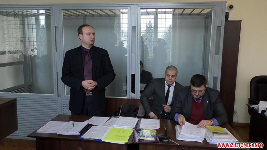 Адвокату Муравицькому дали два тижні на ознайомлення з матеріалами справи
