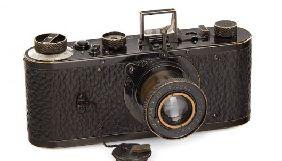 Найдорожчою фотокамерою в світі стала Leica 1923-го року