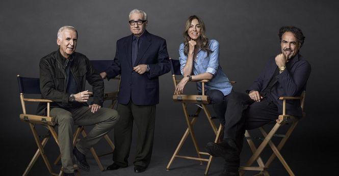 Мартін Скорсезе і Джеймс Кемерон розповіли про виробництво кіно у рекламній кампанії годинників