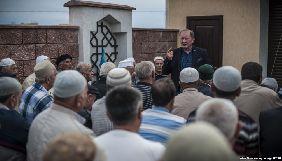 Кореспондентка «Крим.Реалії» Аліна Смутко відкриває фотовиставку робіт з півострова