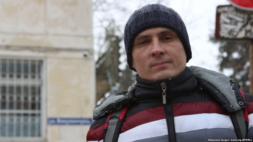 У Криму на суді допитали активіста Ігоря Мовенка, якого судять за коментарі у «ВКонтакте»