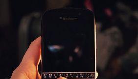 У США виявили, що смартфони BlackBerry модифікувалися для наркоторговців