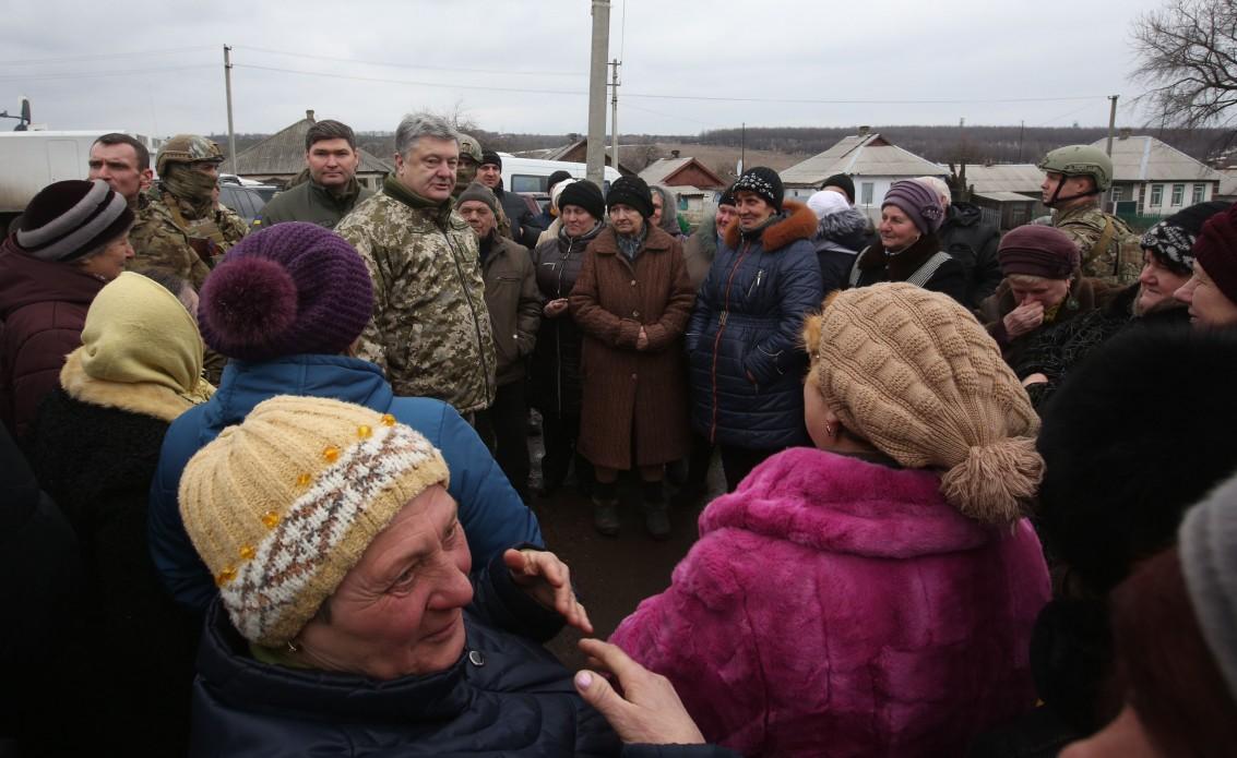 Президент запросив  журналістку «Детектора медіа» Марину Баранівську на Донбас