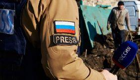 Українська розвідка повідомила, що Росія знімає на Донбасі серію фейкових антиукраїнських сюжетів