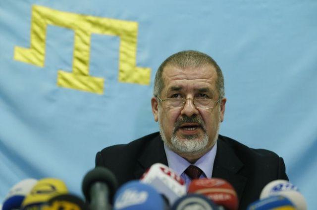 Чубаров заявив про низьку явку на незаконних виборах у Криму та факти тиску на кримських татар