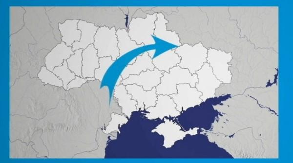 Голова правління НСТУ заявив, що не буде називати причетних до появи в ефірі карти України без Криму