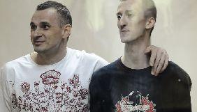 Російські ЗМІ повідомили, що Путін доручив опрацювати прохання Собчак про помилування зокрема Сенцова та Кольченка