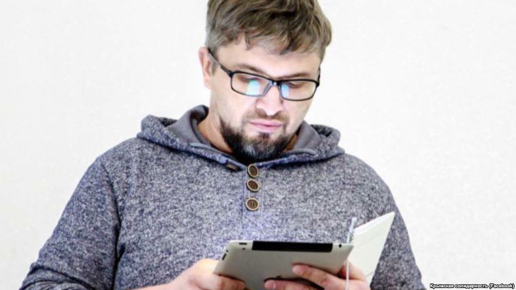 У Криму блогера та активіста Нарімана Мемедемінова судитимуть 23 березня