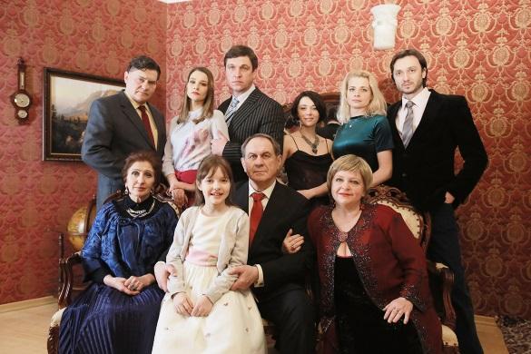 Канал «Україна» покаже прем'єру сімейної саги «Добрі наміри»