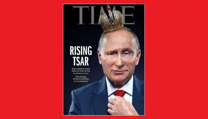 Путін готовий погодитися на рішення проблеми зДонбасу,— Time