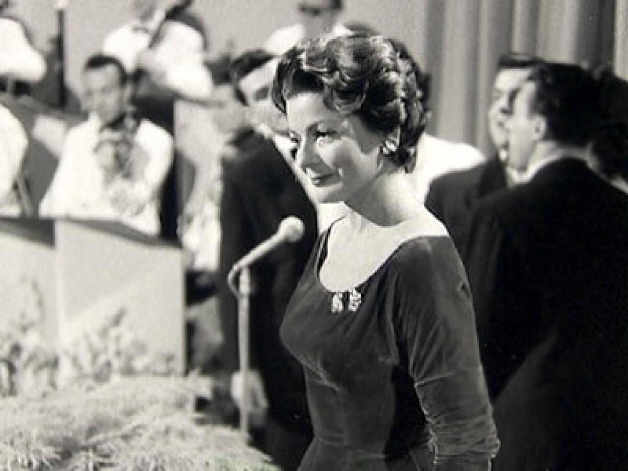 Перша переможниця конкурсу Євробачення Ліс Асія померла у віці 94 років